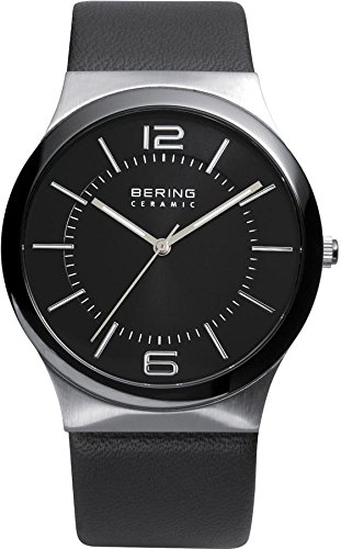 Bering Ceramic Collection 32239-000 Mens Wristwatch Swiss Made