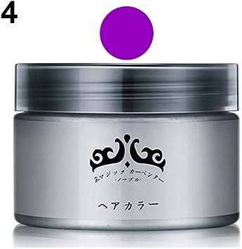 YSoutstripdu Hair Color Cera Crema de Pelo, Unisex ...