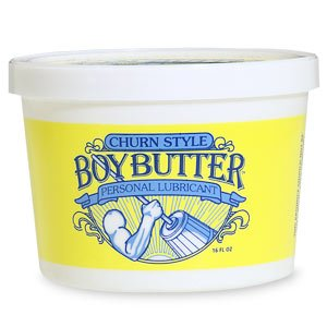Boy Butter Original Formula 16 oz (Tub)