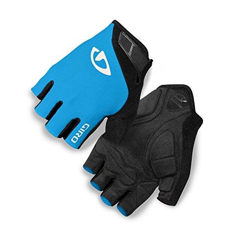 Giro Jag Gloves Blue Jewel, M - Men's