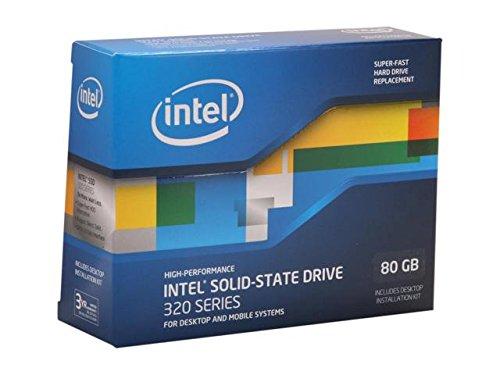 Intel 320 Series 2.5'' 80GB SATA II MLC Internal Solid State Drive (SSD) SSDSA2CW080G3K5 (80 Gb Series)