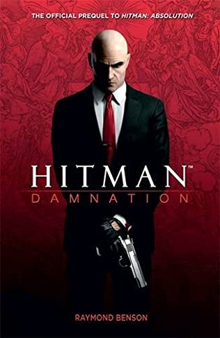 book cover of Hitman: Damnation