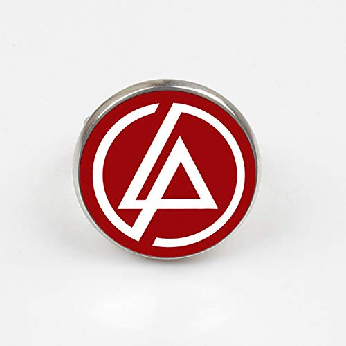 2019 Anillo De Cristal Con Logo De Linkin Park Para Hombre Y
