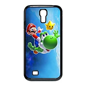 SamSung Galaxy S4 9500 phone cases Black Super Mario Bros cell phone cases Beautiful gifts LAYS9799127