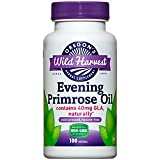 Oregon's Wild Harvest Evening Primrose Oil, 100 SGEL