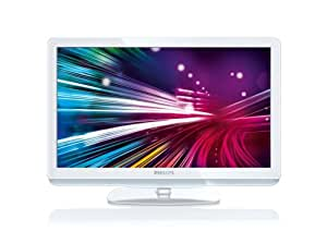 "Philips 22PFL3415H/12 TV LCD TV digital HD ready de 56 cm (22"") con Digital Crystal Clear (blanco con plateado)"