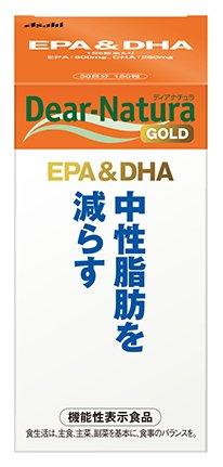 アサヒフードアンドヘルスケア ディアナチュラゴールド EPA&DHA 30日分 180粒×10個 B01JUCRFCO