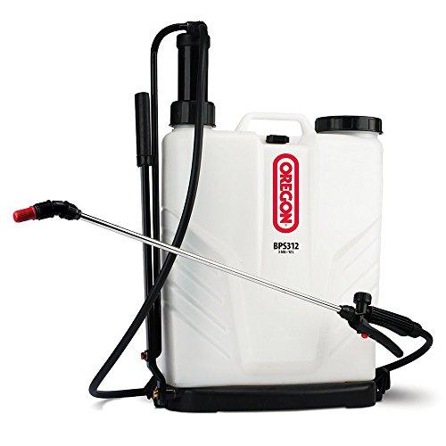 - Oregon 37-600 3-Gallon Backpack Sprayer