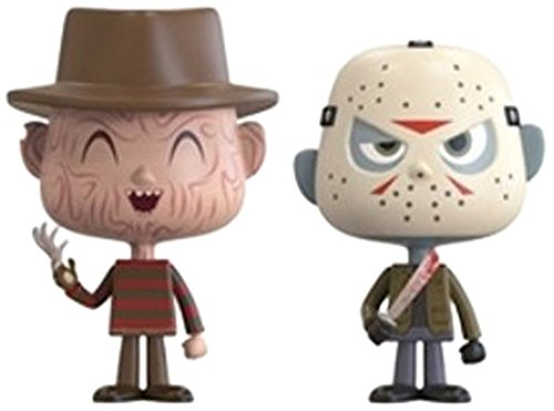 Funko Vynl: Horror-Freddy & Jason Collectible Figures -