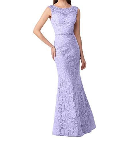 Wassermelon Meerjungfrau Abendkleider Ballkleider mit Partykleider 2018 Steine Damen Kleid Spitze Charmant Promkleider ycPAWO