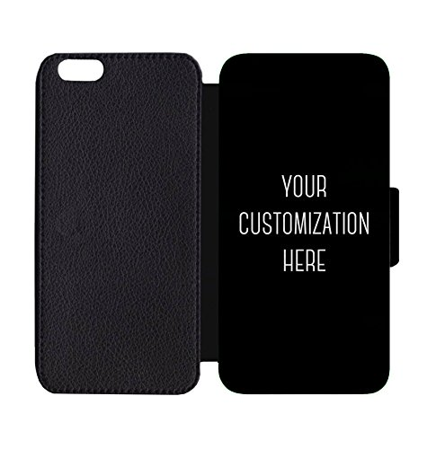 finest selection 66c84 017f3 Amazon.com: Wallet Phone Case Custom Personalized for iPhone X: Cell ...
