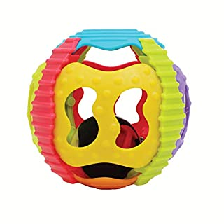 Playgro 4083681 Shake Rattle and Roll Ball for Baby