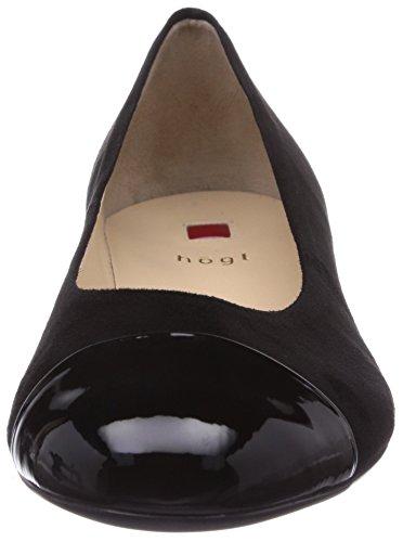 Högl 9-121002-0100 - Bailarinas Mujer Negro (0100)
