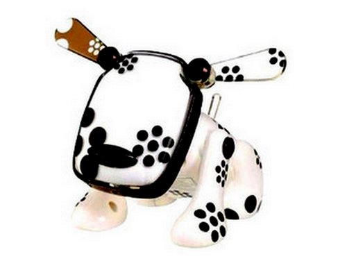 (i-Dog Dalmation Musical Robot Dog)
