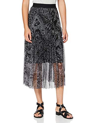 Desigual Women's FAL_Fabiola Skirt