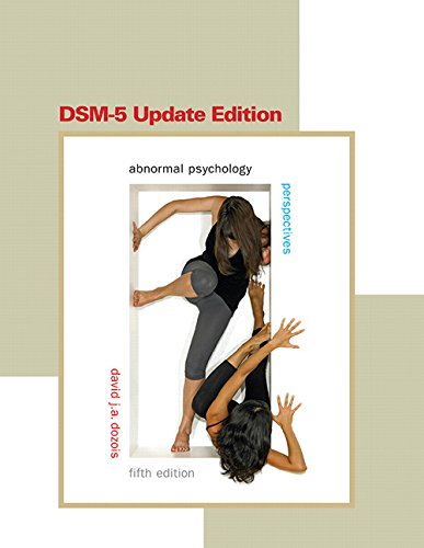 Abnormal Psychology: Perspectives, DSM-5 Update Edition (5th Edition)