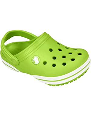 Kids Unisex Crocband-X Clog (Toddler/Little Kid) Volt Green Clog/Mule 2 Little Kid M
