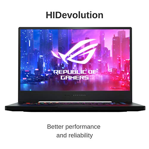 Compare HIDevolution ASUS ROG Zephyrus S GX502GW (GX502GW-XB76-HID6-US) vs other laptops