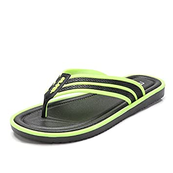 La cool verano zapatillas mango antideslizante patilla cool zapatillas verano versión coreana de la gruesa a la personalidad del hombre de campo y playa, ...