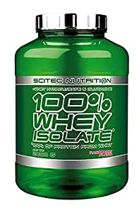 Scitec Nutrition Whey Isolate Raspberry-2000g