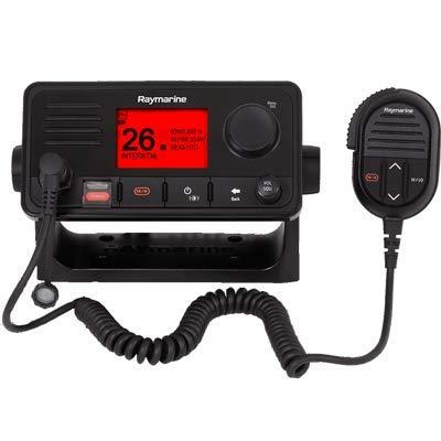 VHF, Ray73, w/AIS, GPS, Hailer