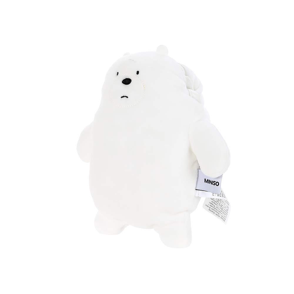We Bare Bears - Ice Bear Hat - Free Crochet Pattern | 1000x1000