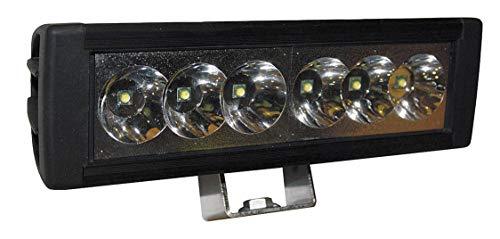 2.625 Led - Work Light, Rect., LED, 9/64VDC, 2-5/8 in. W