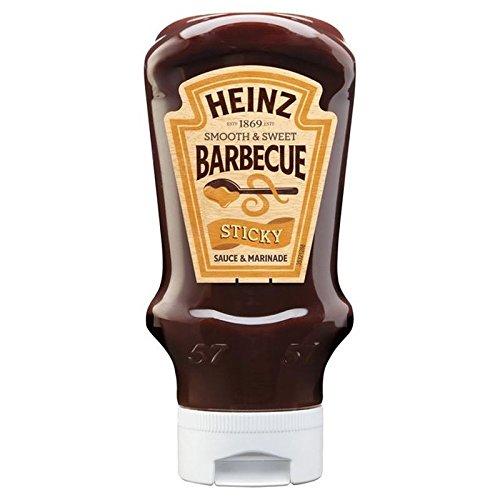 Heinz Pegajosa Salsa Barbacoa 500g
