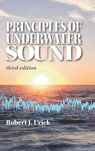 Principles of Underwater Sound 3rd Edition