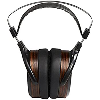 Hifiman HE-560 Full-Size Planar Magnetic Over-Ear Headphones (Black/Woodgrain)