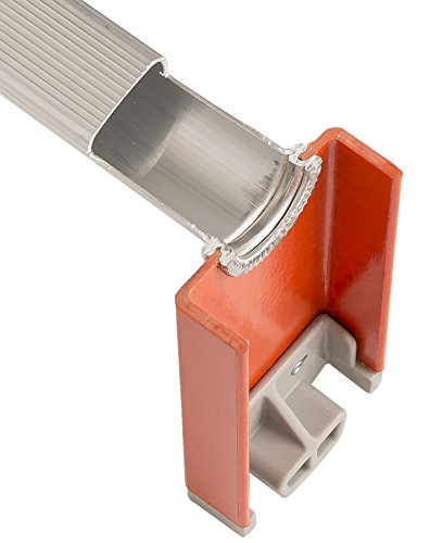 Louisville Ladder FE3224 Fiberglass Extension Ladder 300-Pound Capacity, 24-Feet