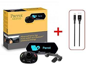 Kit de Manos Libres Bluetooth para Coche Parrot 9100 MKI9100 ...