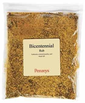 Bicentennial Rub By Penzeys Spices 8.2 oz 1.5 cup bag (Pot Yankee Roast)