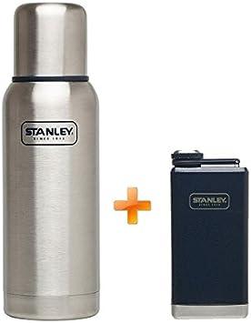 Stanley Adventure Gift Set - Botella de vacío con termo: Amazon.es: Deportes y aire libre