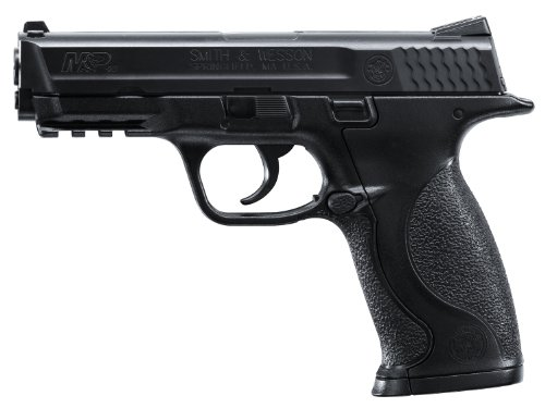 Smith & Wesson M&P Airgun (Black, Medium)