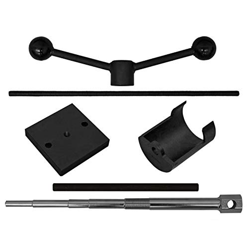 SuperATV Clutch Upgrade Tool Kit for Polaris RZR 900/1000 / XP Turbo and Ranger 900 - Includes Clutch Puller and Clutch Compression Tool