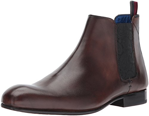 Ted Baker Men's Kayto Boot, Brown, 10 D(M) US by Ted Baker