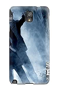Fashionable Style Case Cover Skin For Galaxy Note 3- Sherlock Holmes: A Game Of Shadows