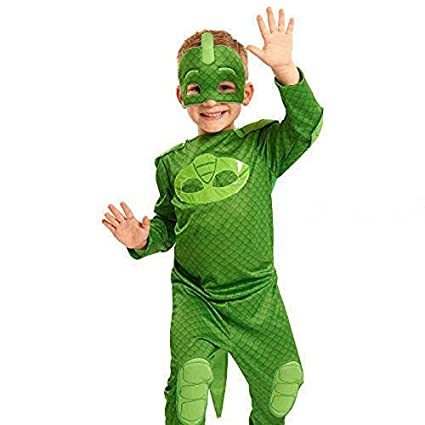 PJ Masks Gekko Hero Dress-Up Set by Just Play