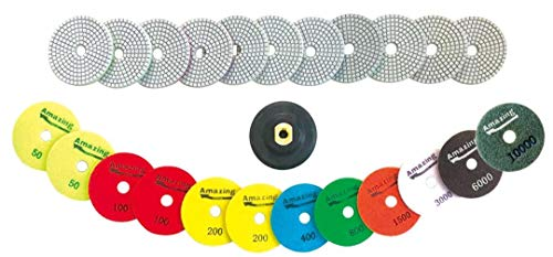 - Diamond Polishing Pads 4