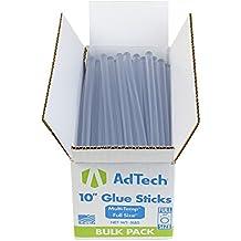 Adtech 220-115-5 Multi-Temp Glue Sticks, 10 inch Full Size, 5 Pound Box