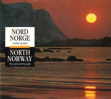 8274131681 - PAl Hermansen: Nord Norge: Landet og Lyset (North Norway: The Land and Its Light) - Bok