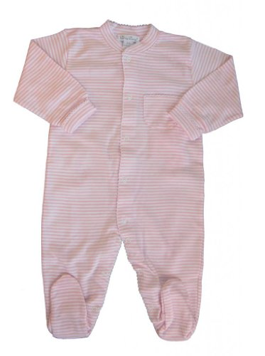 Baby Stripes Footie
