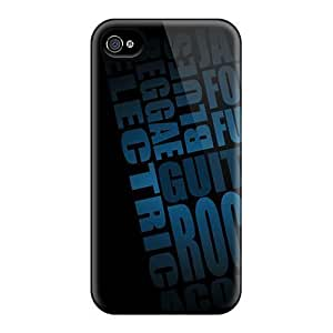 For Iphone Cases, High Quality Guitar Styles Blue For Iphone 6 Covers Cases