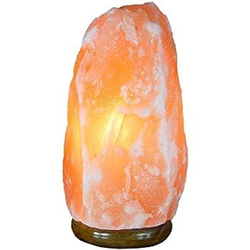 himalayan salt lamp natural air purifier ionic
