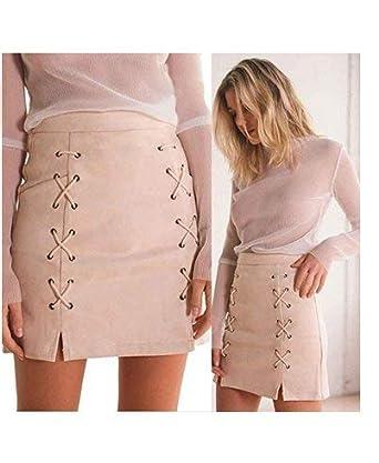 Faldas De Mujer Chica Primavera Chic De Moda Verano Falda Moda ...