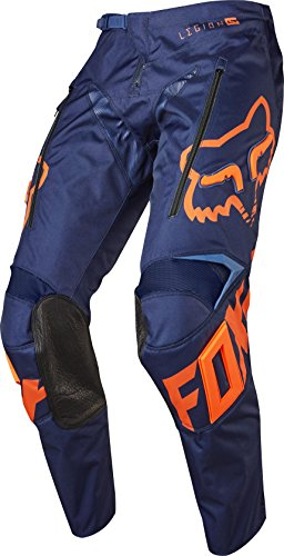 2018 Fox Racing Legion LT Offroad Pants-Blue-38 by Fox Racing