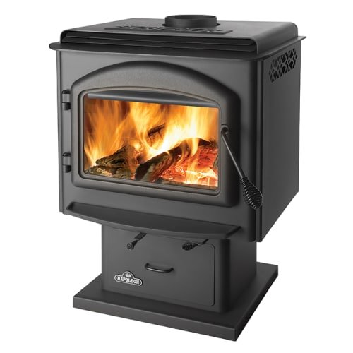 Direct Vent Gas Stove - 8