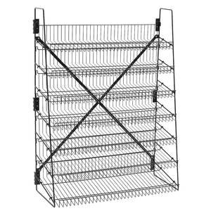 Wire Candy Snack Rack, 7 Tier, 36