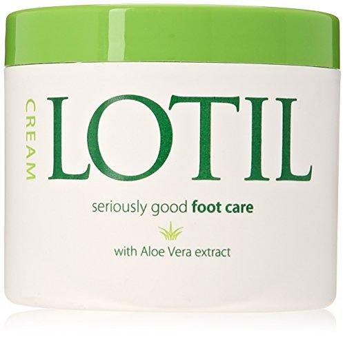 Lotil Foot Cream with Aloe Vera Extract 114ml/4oz